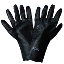 Economy Rough Finish PVC Gloves