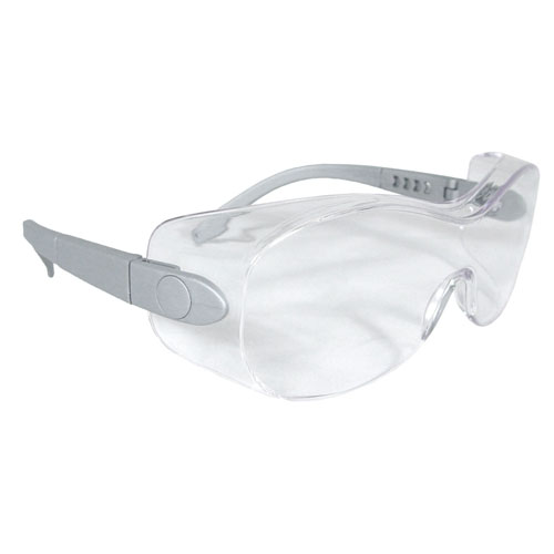 Sheath™ OTG Safety Eyewear, Clear