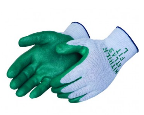 10 Gauge ATLAS Fit Nitrile Dipped Glove