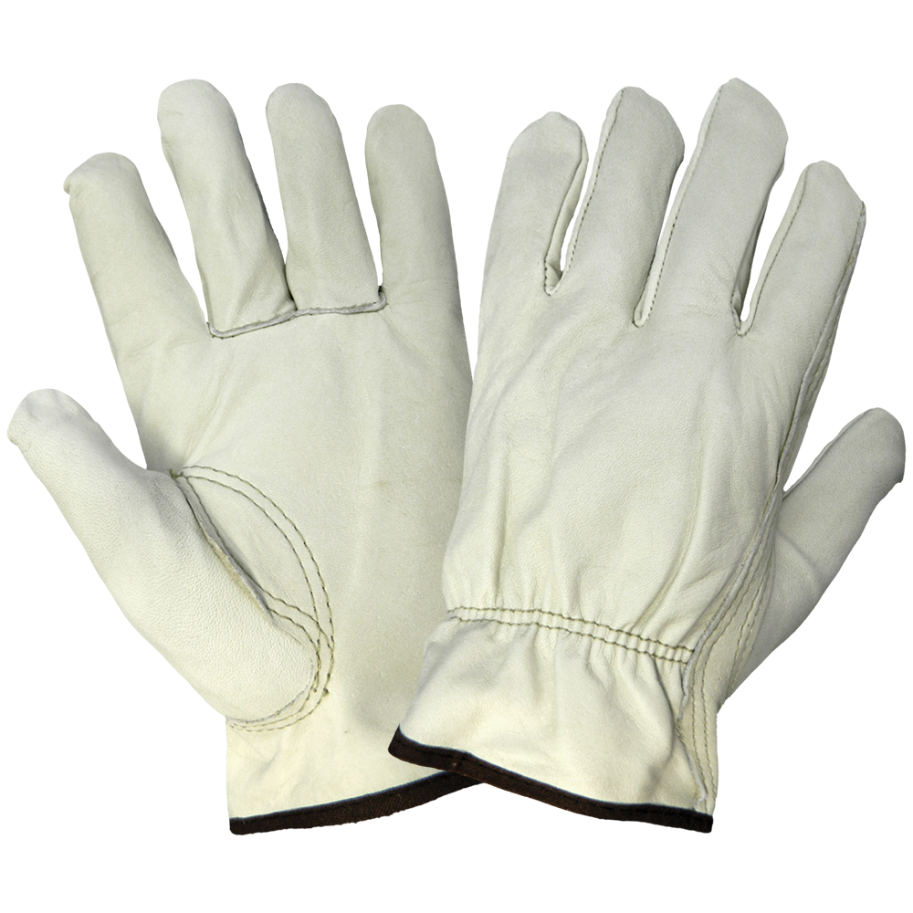 Cowhide Drivers Gloves