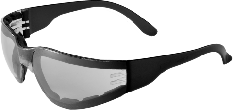 Torrent™ Foam-Lined Anti-Fog Indoor Outdoor Safety Glasses