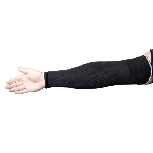 Cutban™ Black Tapered Cut-Resistant Sleeves