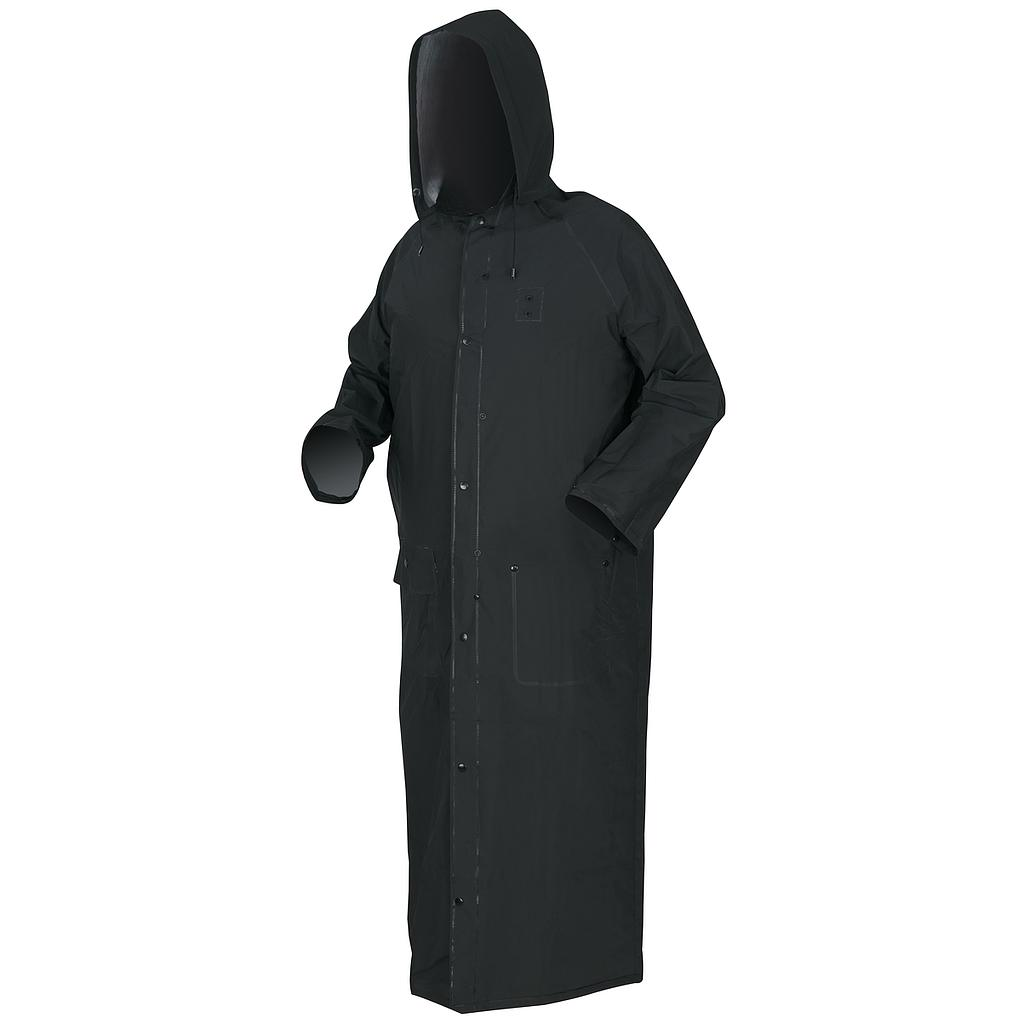 "60"" Rider Coat with Detachable Hood"
