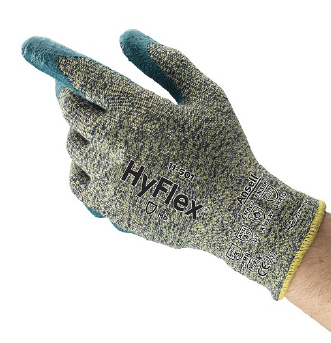 HyFlex® Cut Resistant Nitrile Palm Coated Glove