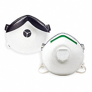 Saf-T-Fit Plus N95 Particulate Respirator w/ Valve