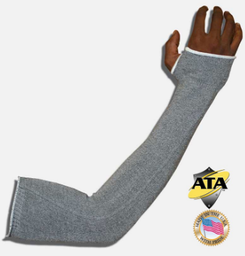 "[SL-201PX-TH] 20"" ATP Single Ply Sleeve with Thumbhole"