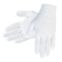 100% Cotton Lisle Inspection Glove
