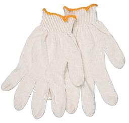 [A-112C] Regular Weight String Knit Gloves
