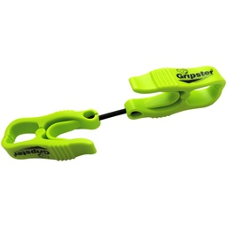 [A-Z2] Gripster - Neon Lime Dual-Ended Glove Clip