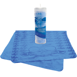 [GLO-CT2] Blue Ultra Absorbent Cooling Towel