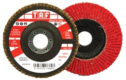 [IP-38644] Bullard Abrasives T27 Flap Disc