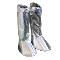 "[SA-333-ACK] 14"" Aluminized Carbon Leggings"