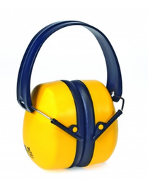 [HP-1437Y] Duraplug™ Yellow Fold-able Ear Muffs, NRR 34 dB