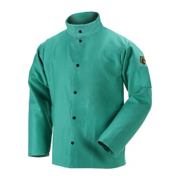 TruGuard™ 200 12 oz. FR Cotton Welding Jacket