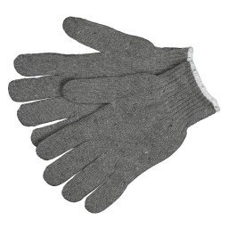 7 Gauge Heavy Weight String Knit Glove, Hemmed