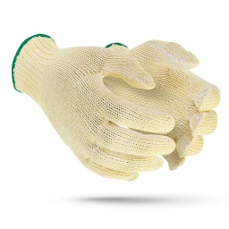7 Gauge Aramid Knit Blend Glove, Cut Resistant