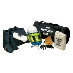 Arc Flash Protection Kit, 8 Cal Coat and Legging Kit