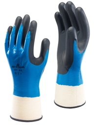Atlas Foam Grip Fully Dipped Nitrile Glove