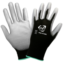 13 Gauge Economy Polyurethane Coated Gloves