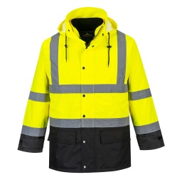 High-Visibility Executive 5-in-1 Jacket