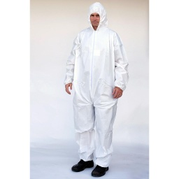Suntech™ White Coveralls