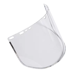 [EP-29107] PETG Shape E Anti-fog Face Shield Window