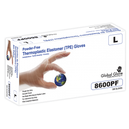 Powder-Free TPE Disposable Gloves