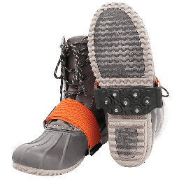 [SA-ITR3620] ce Gripster™ Treads Anti-Slip Mid-Sole Traction Cleats with Tungsten Carbide Studs