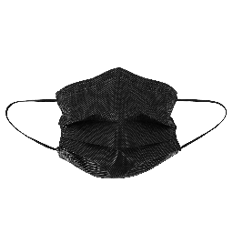 [RP-NW-M2] FrogWear™ Lightweight, Black, Disposable Mask, Sold by the case